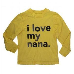 I love my Nana long sleeve shirt.